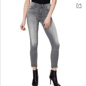\MOTHER\• The Looker Ankle Fray Jeans
